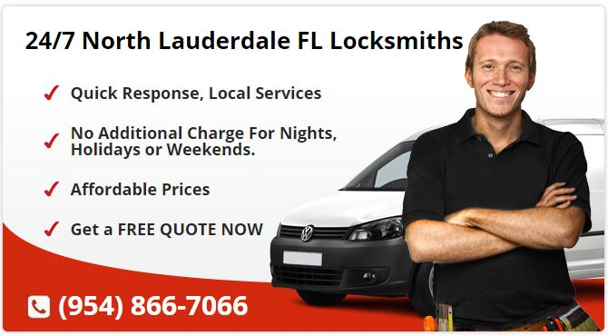24 Hour Locksmith North Lauderdale FL